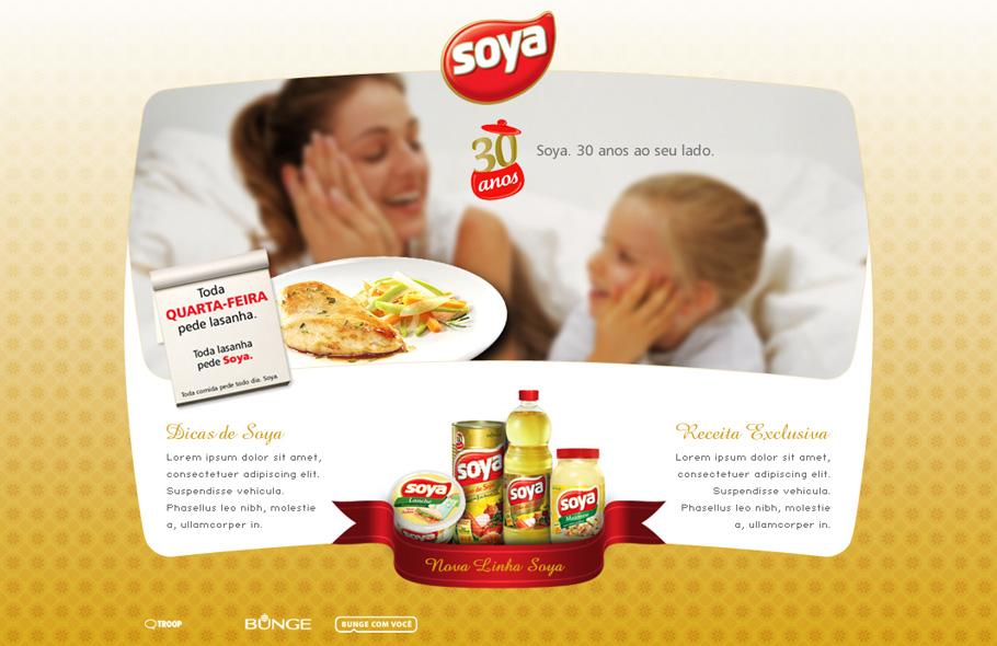 Soya · Site