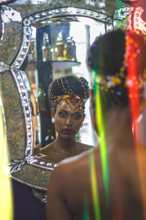 Noiva Xongani - Foto: Greice Gonçalves - Direção: Nego Júnior - Todos os direitos reservados - Copygright ©