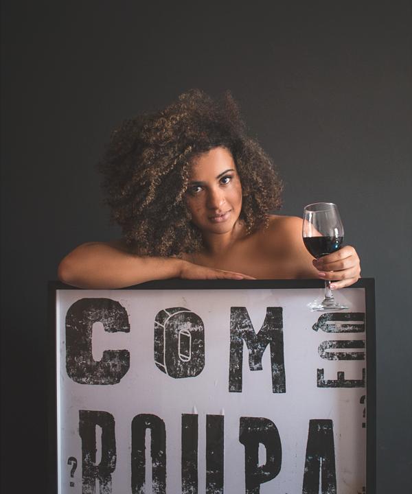 Ensaio Darlaine Souza — Com que roupa eu vou?