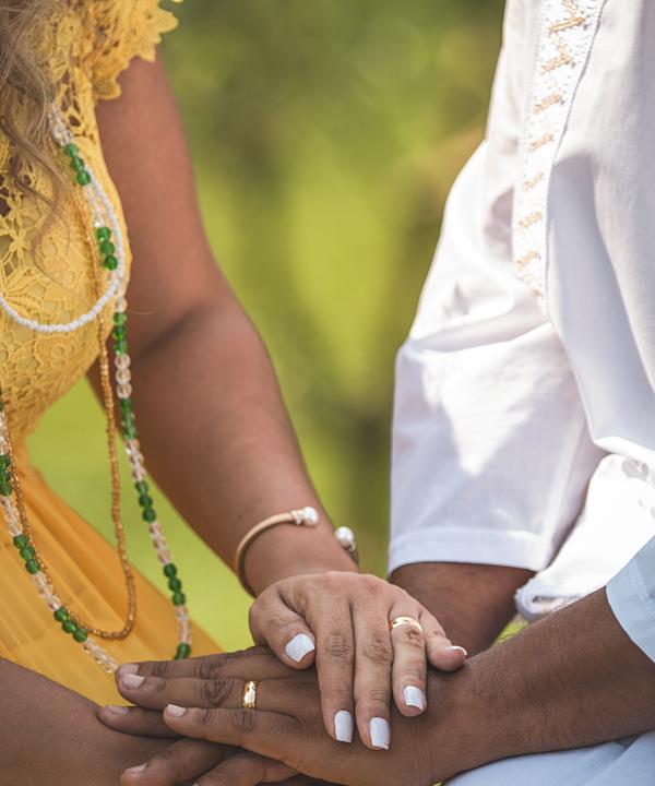 Ensaio de casamento Fernanda e Ismael