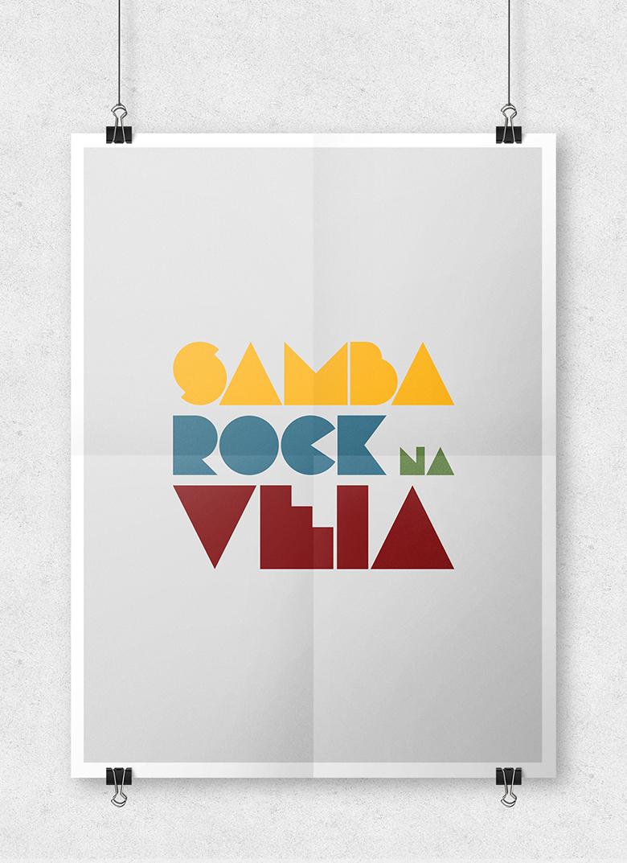 Samba Rock Na Veia - Criação: Nego Júnior
